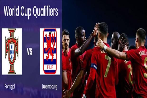 Kualifikasi Piala Dunia 2022, Preview Portugal vs Luxembourg: Butuh Keajaiban
