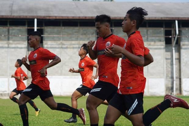 Sambut Seri 2 Liga 1 2021/2022, Talenta Muda Persija Jakarta Siap Unjuk Gigi