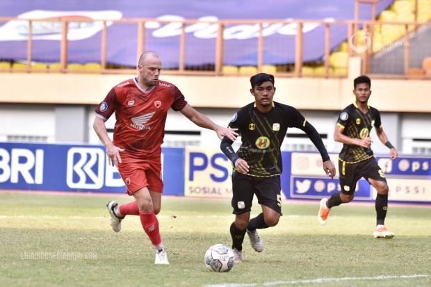 Liga 1: Ditantang PSS Sleman, Barito Bakal Benahi Lini Depan dan Belakang