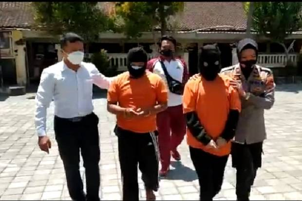 Asyik Pesta Sabu di Kamar Kos, Wanita Cantik Bersama Kekasihnya Diringkus Polisi