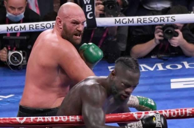 Tyson Fury Meng-KO Deontay Wilder, Khabib: Saya Percaya Dia Terbaik