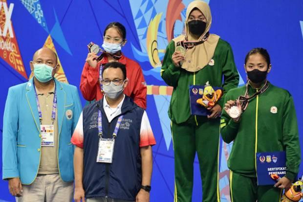 Daftar Perolehan Medali PON XX Papua 2021, Selasa (12/10/2021) hingga Pukul 12.00 WIB: Jabar Unggul 12 Emas!