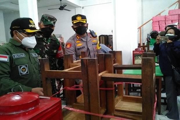 Datangi Sendiri Sidang Vonis Pelanggaran PPKM, Wali Kota Malang: Semua Sama di Muka Hukum