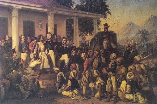 Bertapa di Gua Song Kamal, Pangeran Diponegoro Didatangi Sunan Kalijogo