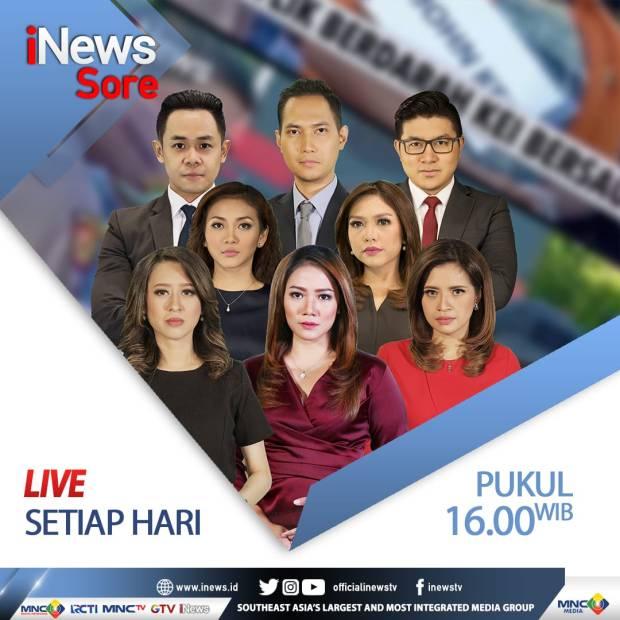 25 Remaja Tawuran di Medan Diminta Sujud di Kaki Orang Tua, Selengkapnya di iNews Sore