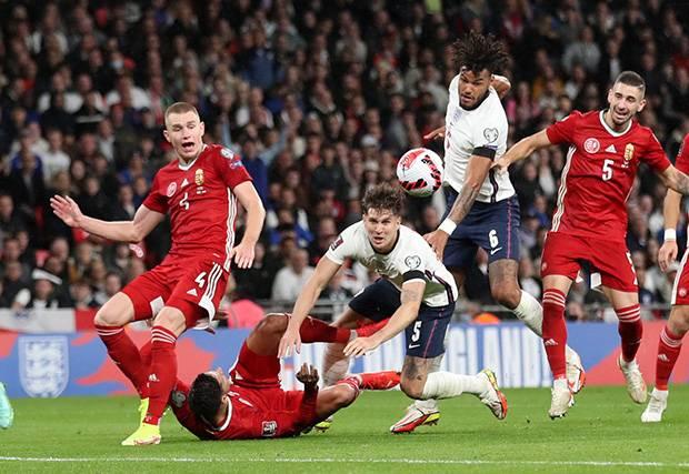 Hasil Inggris vs Hungaria: Tiga Singa Tertahan di Kandang