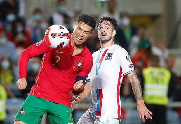 Hasil Kualifikasi Piala Dunia 2022 Zona Eropa, Rabu (13/10/2021): Denmark Lolos, Portugal Pesta Gol