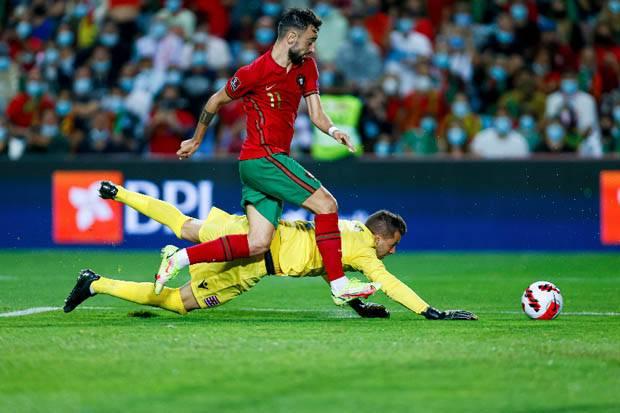 Portugal Bantai Luksemburg, Fernando Santos Ungkap Kunci Sukses: Kami Main Cepat