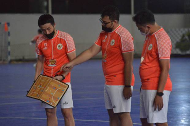 Ditarget Juara AFF Futsal Championship 2021, Pasukan Takahashi Optimistis