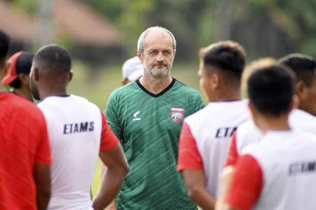 Ada Pelatih Baru, Borneo FC Berharap Lebih Beruntung di Seri 2 Liga 1