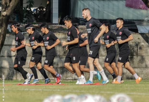 Incar Gelar Liga 1 2021/2022, PSM Makassar Siap Buktikan Diri di Seri 2