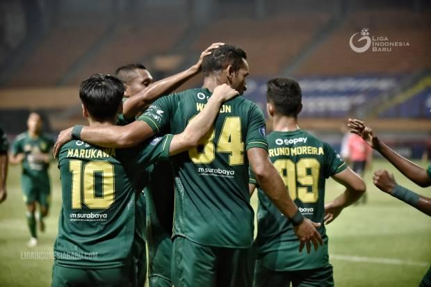 Liga 1: Ogah Dibobol Persipura, Aji Santoso Benahi Benteng Persebaya