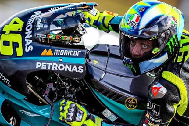 3 Balapan Lagi Pensiun, Valentino Rossi: Saya Jadi Paranoid