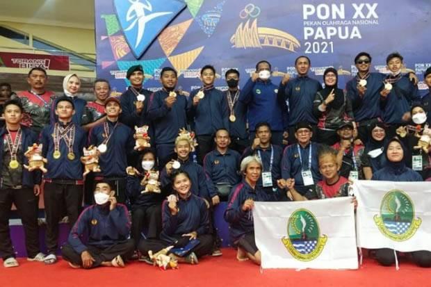 Daftar Perolehan Medali PON XX Papua 2021, Selasa (12/10/2021) hingga Pukul 12.00 WIB: Jabar di Ambang Juara Umum!