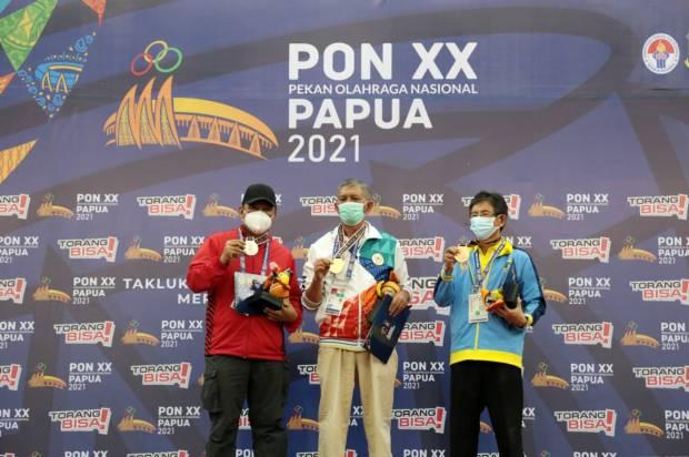 Daftar Perolehan Medali PON XX Papua 2021, Rabu (13/10/2021) hingga pukul 22.00 WIB: Jabar Berjaya!