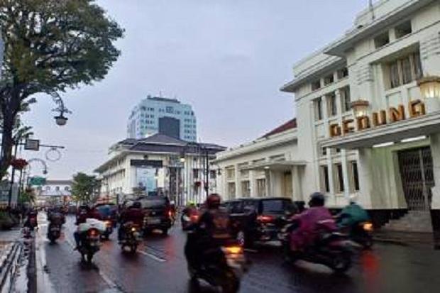 Waduh, Kualitas Udara Bandung Masuk Kategori Tak Sehat