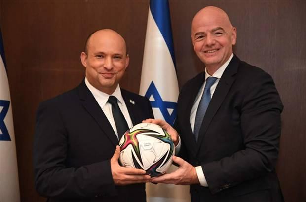 FIFA Usul Israel dan Palestina Jadi Tuan Rumah Piala Dunia 2030