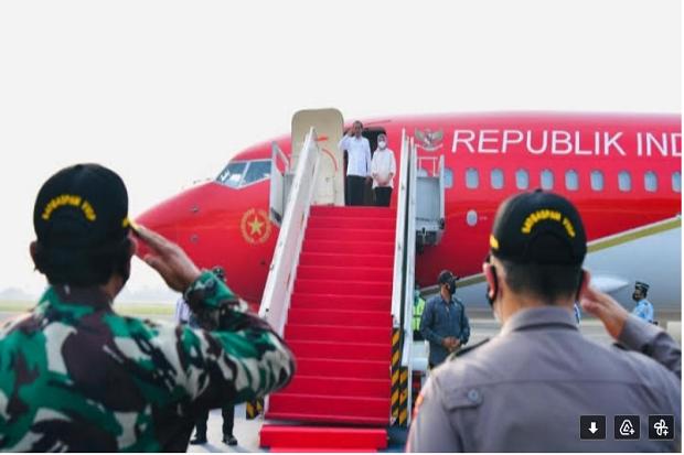 Kunker ke Labuan Bajo, Presiden Jokowi Resmikan Sejumlah Infrastruktur
