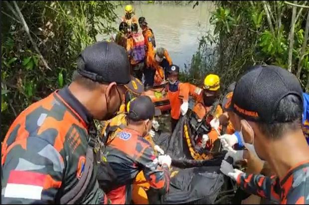 Penambang Timah Asal Banten yang Diterkam Buaya Ditemukan