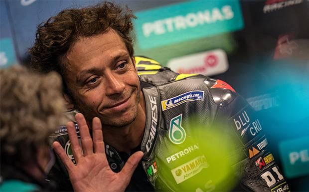 Valentino Rossi Diberi Nasihat, Capirossi: Dia Tidak Tahu Beratnya Pensiun
