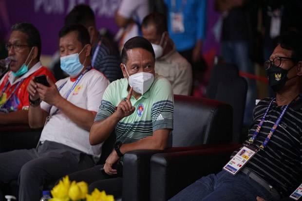 PON X Papua 2021: Menpora Bangga 55 Rekor Pecah di Tengah Pandemi