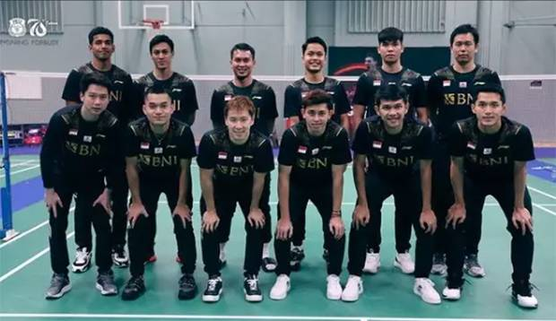 Tanggapi Drawing Piala Thomas 2020, Manajer Tim: Indonesia-Malaysia Selalu Berjodoh