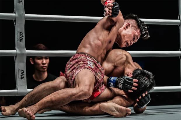 Adrian Mattheis Jagokan Petrosyan di ONE: First Strike