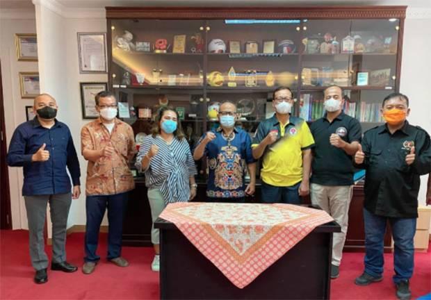 Dukung Penuh JKW-PWI, Kemenpora Ingatkan Jaga Kebugaran Tubuh
