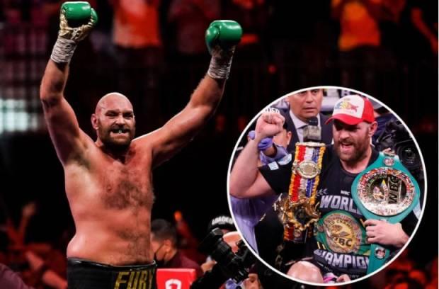Cerita Ibunda Tyson Fury Tak Peduli Anaknya Juara Dunia Tinju