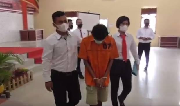 Hamili Pacar dan Tak Bertanggung Jawab, Pemuda ini Dipenjara