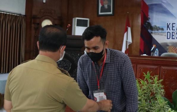 Wabup Syahbudin: Keamanan Faktor Penting di Tempat Wisata