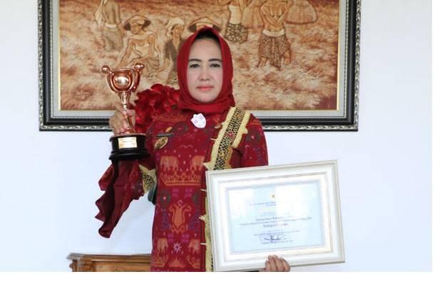 Lagi, Tulang Bawang Mendapatkan Penghargaan Anugerah Parahita Ekapraya (APE) 2020