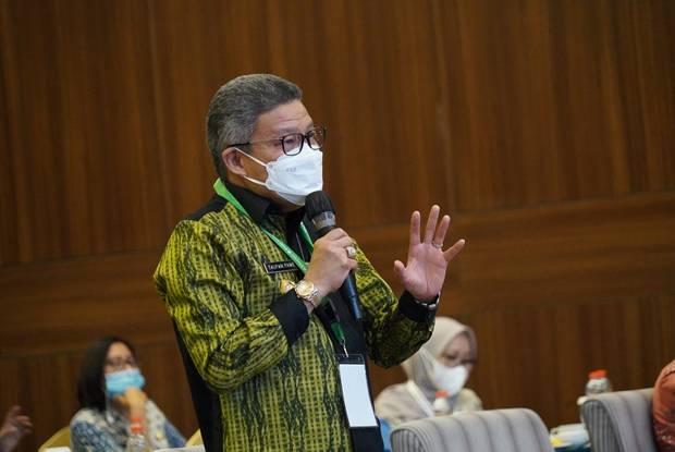 Taufan Pawe Bahas Konsep Smart City Parepare pada ISCFE Apeksi