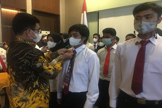 Naziarto Kukuhkan Pengurus KIPAN 2021-2023