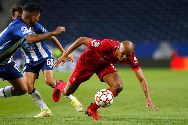 Jelang Liverpool vs Watford, Fabinho: Saya dan Alisson Sulit untuk Tampil