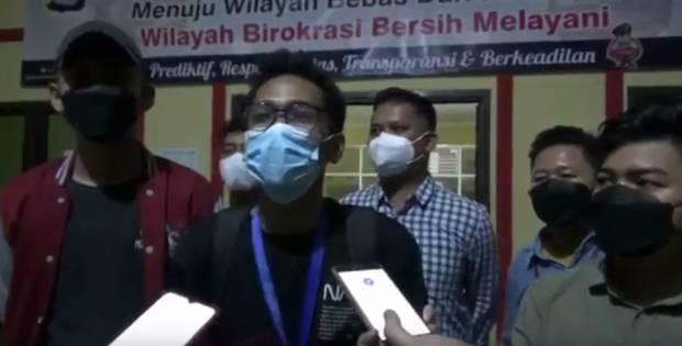 Diduga Lecehkan Mahasiswi, Presma Kampus Untirta Dipolisikan