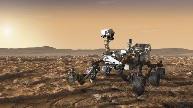 NASA Kirim Robot Penjelajah Ke Mars, Ini Beberapa Fakta Menariknya