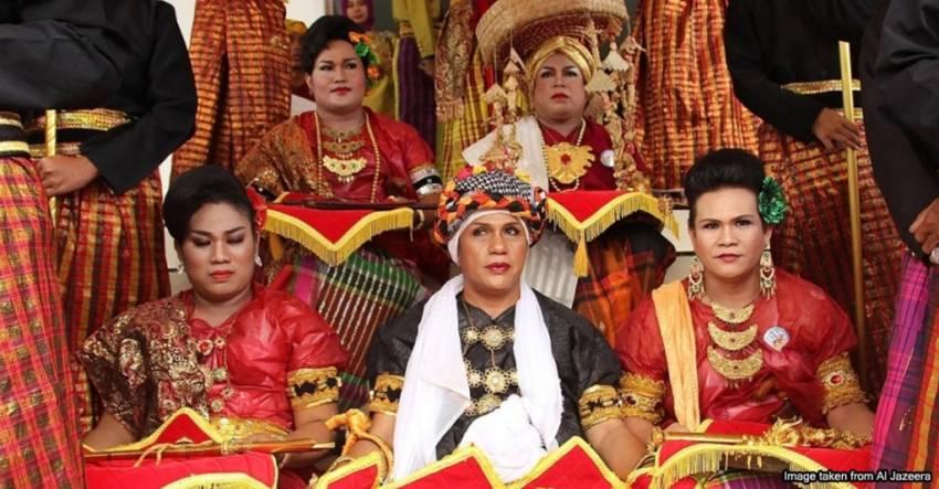 Bukan cuma Laki-laki dan Perempuan, Ini Lima Gender dalam Budaya Bugis