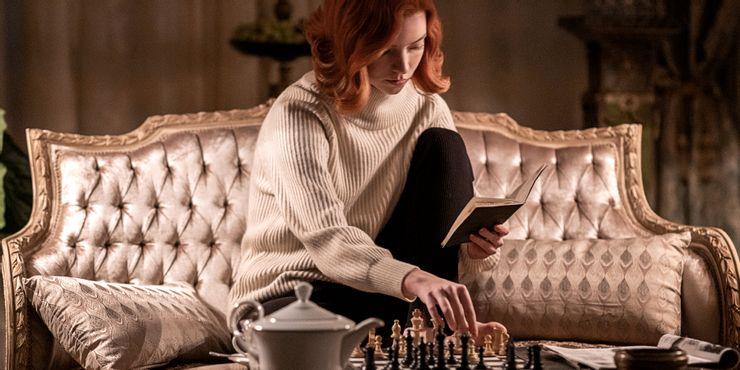 Fakta Kelam Pil Xanzolam dalam Miniseri The Queen's Gambit