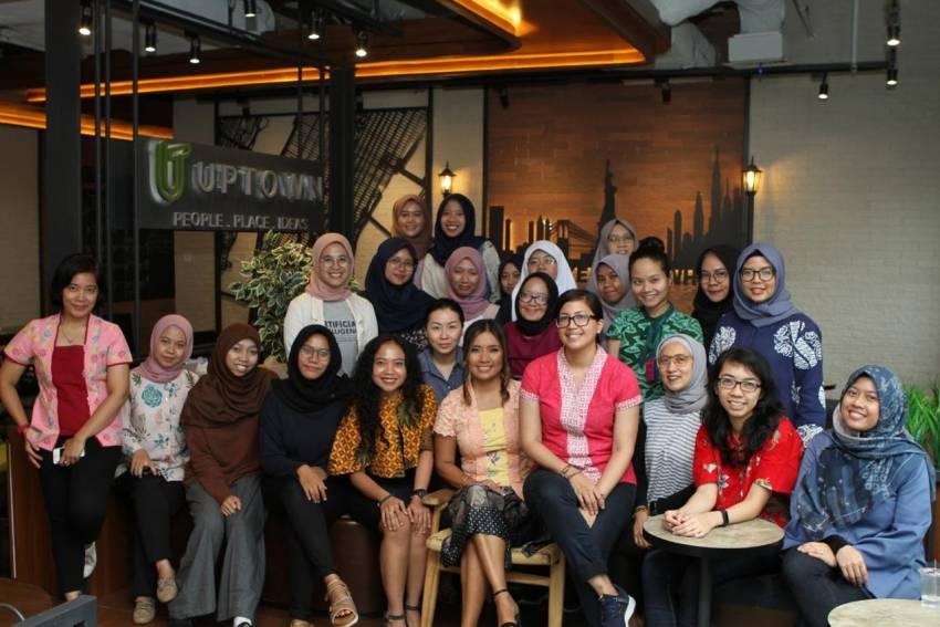 Girls in Tech Indonesia Dapat Beasiswa untuk Dukung Perempuan dalam Industri Teknologi
