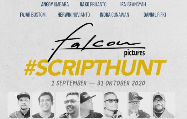 Falcon Pictures Punya Stok 7 Cerita untuk Jadi Film, dari Kisah Para Pembohong hingga Kekasih Gila