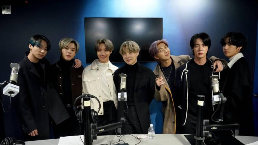 Respons Jimin dan Suga Setelah BTS Kuasai Billboard Amerika Serikat