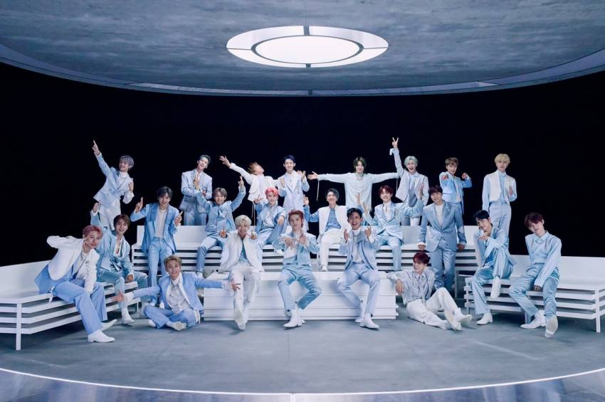 Punya 23 Member, NCT Jadi Korban Meme Partai Politik, Jennie BLACKPINK ikut Tersangkut