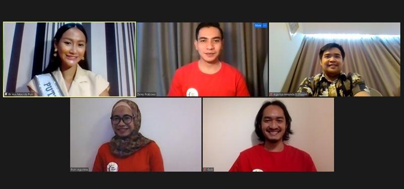 IDVolunteering Gelar Festival Sukarelawan Terbesar di Indonesia