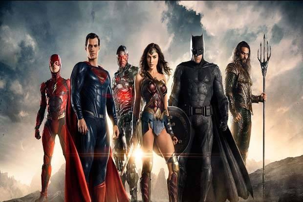 DC Films Kembangkan Multiverse dan Spinoff Serial Superhero di TV