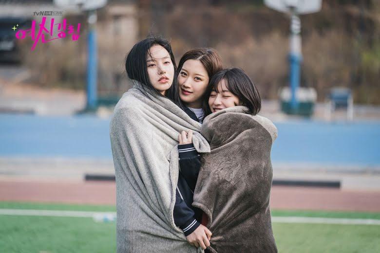 Libur Tayang, tvN Rilis Foto-foto di Balik Layar True Beauty