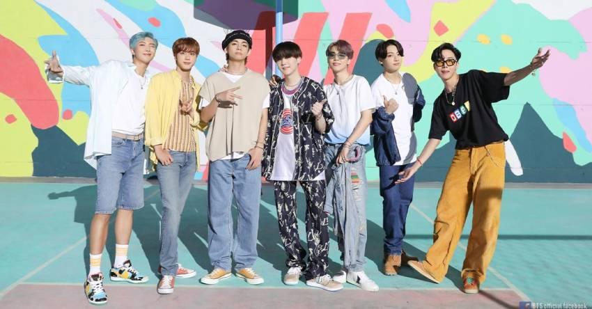 Dynamite BTS Jadi Lagu Terbanyak Diunduh di Amerika Serikat pada 2020