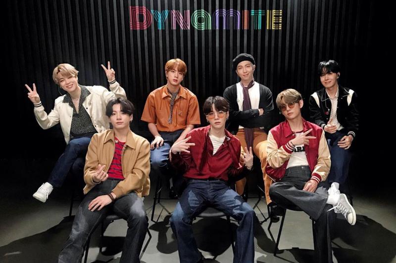 Penulis Dynamite Garap Lagu Baru untuk BTS