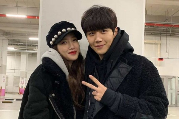 Agensi Akui Moon Ga-Young Ditawari Main Drama Romantis Misteri Bareng Kim Seon-Ho