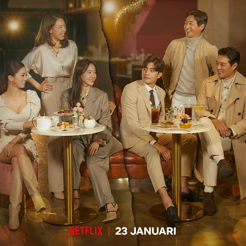 Trailer Love (ft. Marriage and Divorce) Dirilis, Bakal Jadi The World of The Married kedua?